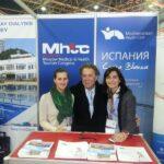 CASAVERDE EN EL CONGRESO DE TURISMO MÉDICO Y SANITARIO EN MOSCÚ