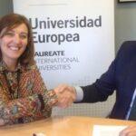 La Universidad Europea y la Fundación Casaverde firman un convenio para colaborar en proyectos de investigación