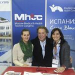 Casaverde at  the congress of medical and health tourism Moscow