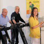 Cardiac Rehab, much more than physical exercise,
