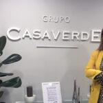 CONOCE A CRISTINA ROCAMORA. RESPONSABLE DE MARKETING DEL GRUPO CASAVERDE