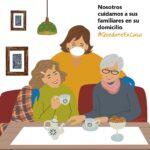 AHORA MÁS QUE NUNCA, CASAVERDE@HOME PROPORCIONA SERVICIOS DE AYUDA A DOMICILIO