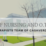 SCHOOL OF NURSING AND O.T AWARDS TO OUR TEAM OF OCCUPATIONAL THERAPISTS FROM CASAVERDE MERIDA
