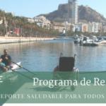 DEPORTE SALUDABLE PARA TODOS. PROGRAMA DE REMO ADAPTADO