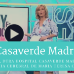 DRA. PATRICIA ALONSO-FERNÁNDEZ, HOSPITAL CASAVERDE MADRID, EN 13TV