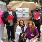 Centro Casaverde Guardamar dona 352 kilos de textil a RETEXTIL Caritas