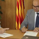 The University of Alicante sign an agreement for the rehab of the people with brain injury with Casaverde Foundation