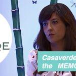 """Información TV Interview: Casaverde creates the """"MEMORY UNIT"""""""