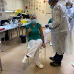 VACUNAMOS EN NUESTRO HOSPITAL CASAVERDE EXTREMADURA
